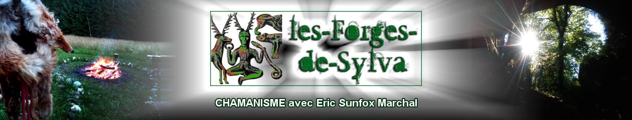 chamanisme avec les-Forge-de-Sylva et Eric Sunfox Marchal